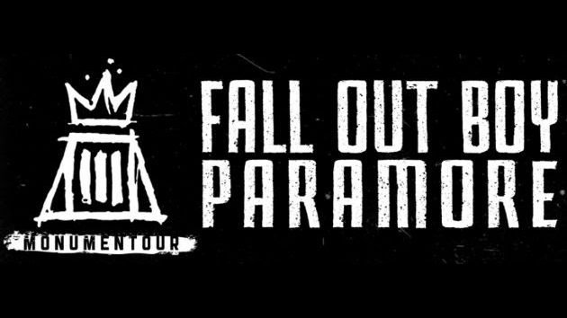 GalaTView – Fall Out Boy and Paramore Announce Major ...