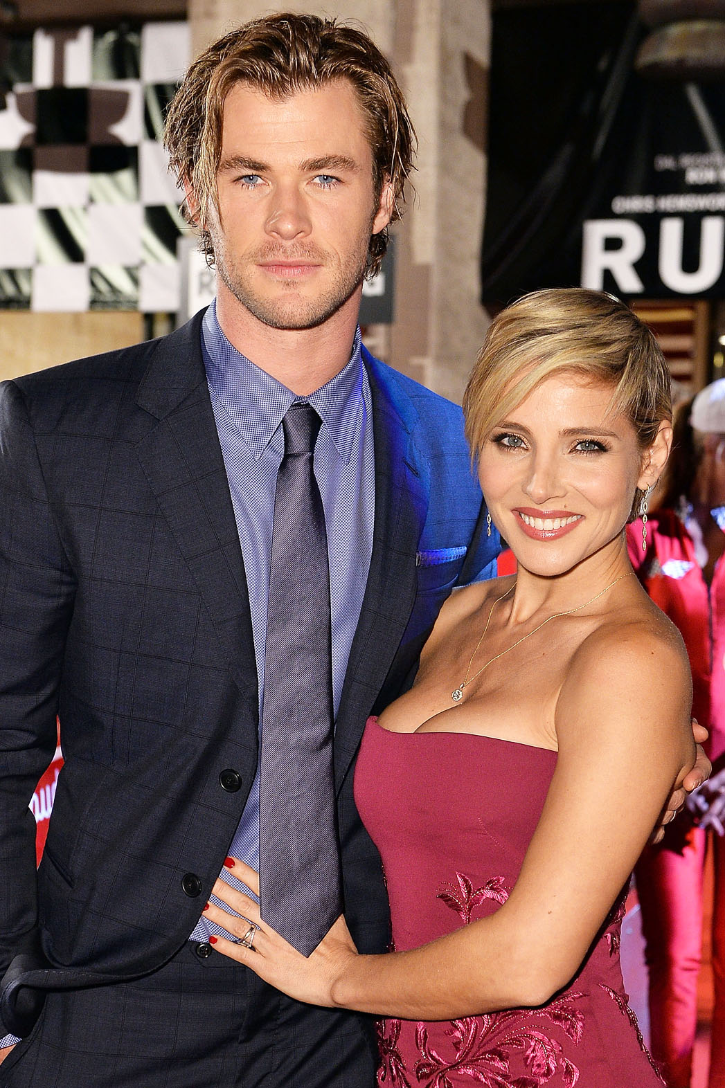 GalaTView – Chris Hemsworth and his wife Elsa Pataky have ...