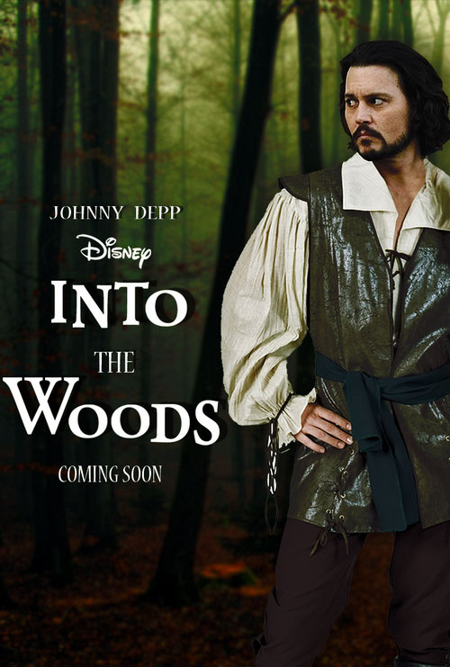 GalaTView – Johnny Depp will be a special wolf