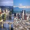 California es la ciudad dorada de Los Estados Unidos