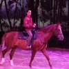 Dorian Escalon nos platica del show Odysseo Cavalia's