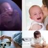 Una nueva aplicación de teléfono permite a las futuras mamás crear un vídeo secuencial personalizado de su embarazo