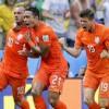 Holanda le gana a Costa Rica en penales 4-3