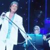 Roberto  Carlos reunió a todas sus amadas en un concierto romántico