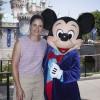 Lorena Ochoa en Disney.