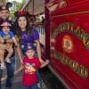 Carlos Pérez y su familia visitaron Disney