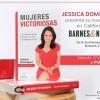 """Jessica Domínguez presenta en California libro de su autoría """"Mujeres Victoriosas"""""""